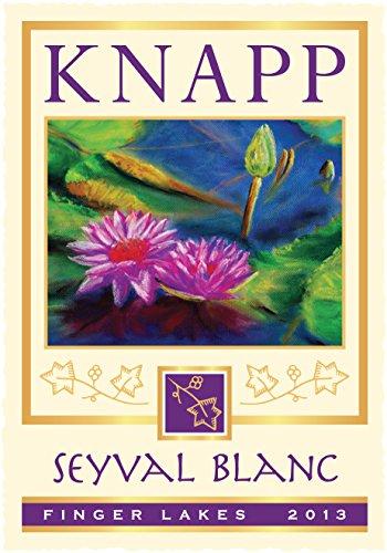 2013 Knapp Winery & Vineyard Finger Lakes Seyval Blanc 750 Ml