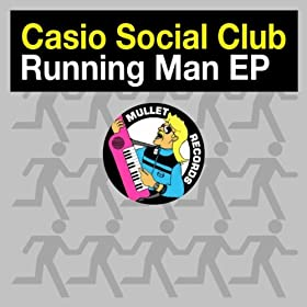 Amazon.com: Running Man EP: Casio Social Club: MP3 Downloads