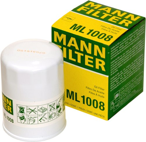 Mann-Filter ML 1008 Oil Filter