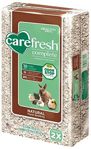 CareFresh Complete Natural Paper Bedding - Natural - 30 lt (Carefresh Natural Bedding compare prices)