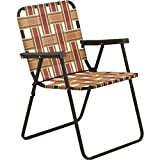Rio Brands-Chairs BY055-07130 Basic Web Folding Chair