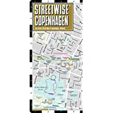 Streetwise Copenhagen Map - City Center Street Map of Copenhagen, Denmark (Streetwise (Streetwise Maps))
