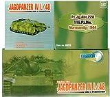 ドラゴンアーマー 1/72 完成品 60225 ドイツIV号駆逐戦車 ラング 初期型 Jagdpanzer IV L/48,
