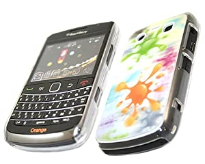 Protection Clip On Case/Cover/Skin For BlackBerry 9700 Bold 9780 Onyx