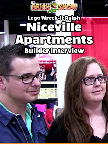LEGO Wreck-It Ralph Niceville Apartments Builder Interview