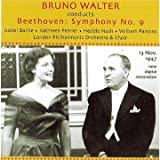 Bruno Walter in London: Beethoven Sym 9