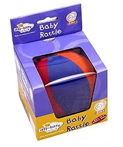 Dehang Pelota Bola de multicolores vivos de Veludillo Suave para Bebés recién nacidos Niños niñas por Itty-bitty en BebeHogar.com
