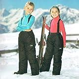 Kinder Schneehose Skihose Hose Winterhose Bionic Finish...