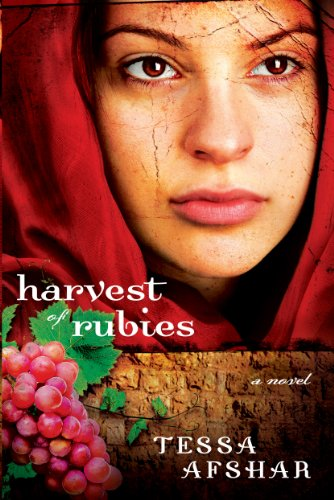 Tessa Afshar - Harvest of Rubies