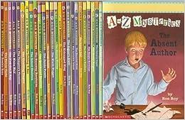 to Z Mysteries (26 Book Set): Ron Roy, John Steven Guerney