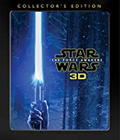 Star Wars: The Force Awakens [3D] by Buena Vista Home Entertainment