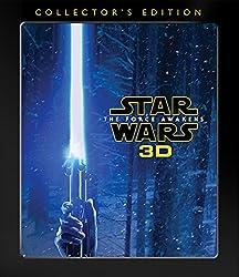 Star Wars: The Force Awakens-3D [Blu-ray]