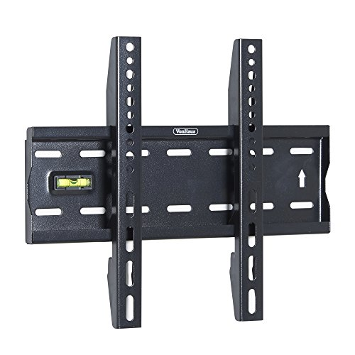 VonHaus Ultra Slim TV Wall Mount for 15-42 inch LCD LED 3D Plasma TVs Super Strong 88lbs Weight Capacity (Tv 32 Inc Led compare prices)