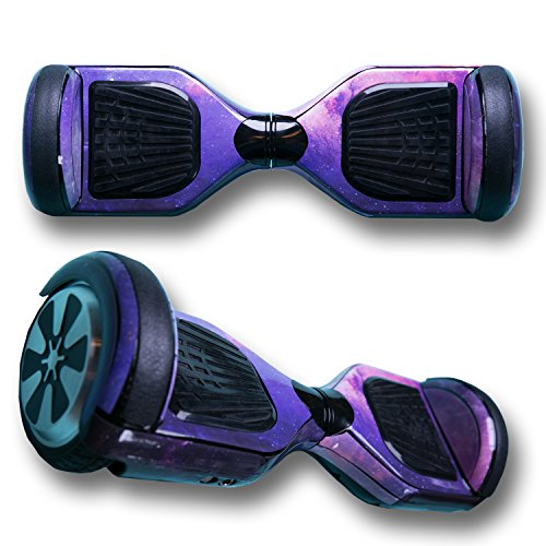 Galaxy-scooter-Hover-Cover-Protective-Vinyl-Skin-Decal-Hover-board-2-wheel-x1-razor-wrap-cover-sticker