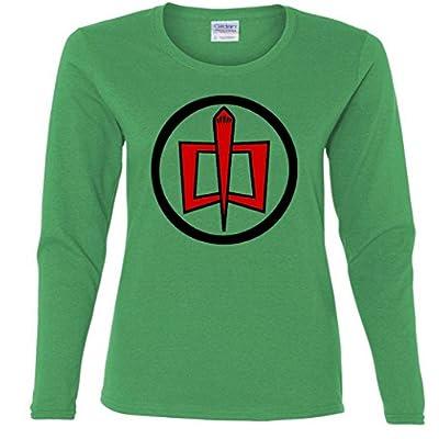 Greatest Super Hero Missy Fit Long Sleeve T-Shirt