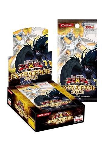 遊戯王ゼアル OCG エクストラパック 2012 BOX