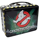 Factory Entertainment Ghostbuster Slimmer Tin Tote with Drink Container