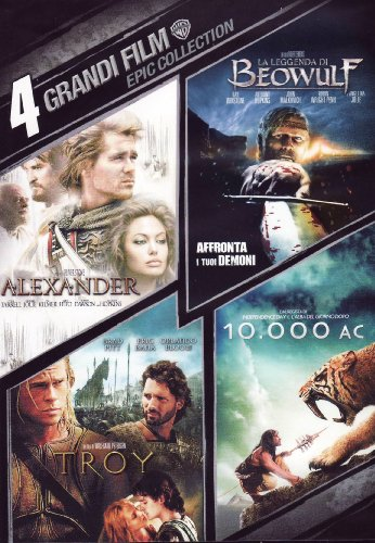 4 grandi film - Epic collection [5 DVDs] [IT Import]