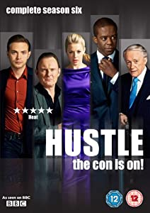 Hustle - Series 6 [DVD] [2011]