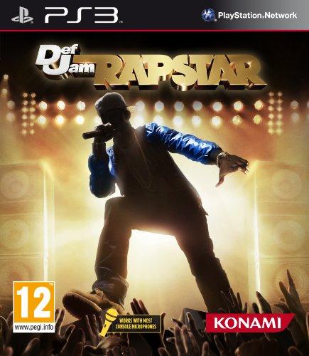 Defjam Rapstar - samo igra (PS3)