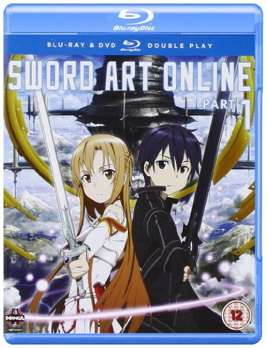 Sword Art Online-Part 1 (Episodes 1-7) (Blu-Ray+Dv [Import]