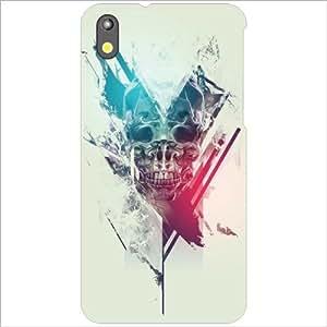 HTC Desire 816 Back Cover - Creative Designer Cases