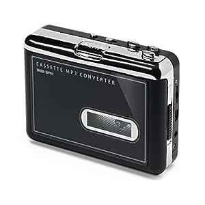 サンワダイレクト カセットテープ MP3変換プレーヤー カセットテープデジタル化 コンバーター  400-MEDI002