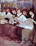 img - for A People and a Nation: A History of the United States, Brief 10th Edition book / textbook / text book
