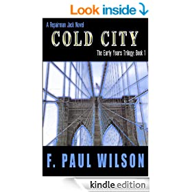 Cold City (Repairman Jack - the Early Years Trilogy Book 1)