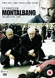 Inspector Montalbano: Collection Two (3 Disc) [DVD]
