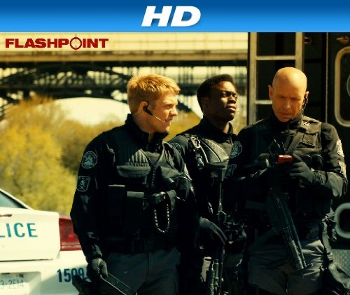 Flashpoint, Season 4 [HD] movie