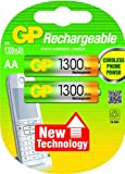 GP Batteries cordless gp nimh aa 1300/2 (120.130AAH