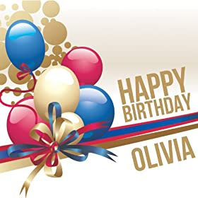 Happy Birthday Olivia: The Happy Kids Band: Amazon.es