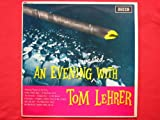 Tom Lehrer Lehrer, Tom An Evening Wasted With Tom Lehrer LP Decca SKL4097 EX/EX 1980 stereo