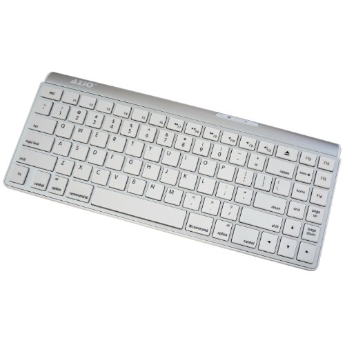 Azio KB333BM Bluetooth Wireless Keyboard for Mac (KB333BM)