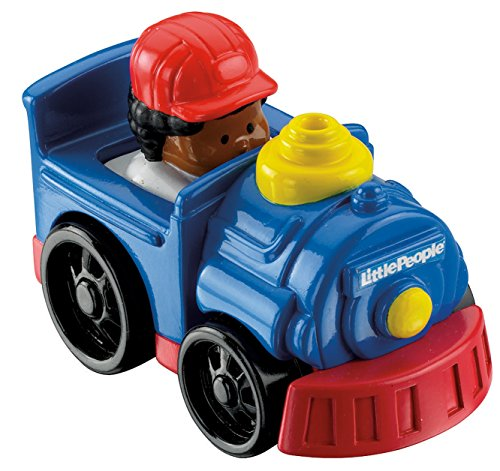 Fisher-Price Little People Wheelies Steam Engine