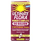 Renew Life Ultimate Flora Women's Complete Capsules, 30 Count