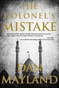The Colonel's Mistake by Dan Mayland ebook deal