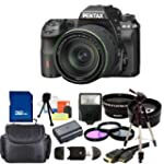 Pentax K-3 DSLR Camera with 18-135mm...
