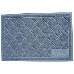 Two Meows Litter Mat / Extra Large / Gray