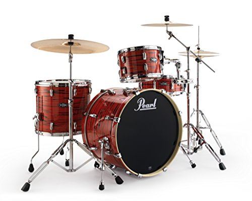 pearl-vision-vba-ltd-edition-tiger-red-drum-kit-with-hardware-vba824yx-c455