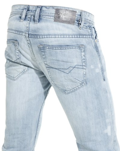 Gov denim - Blue jeans fashion trend and men - Color: Blue Size: Fr 38 US 31