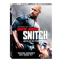 Snitch [DVD + Digital Copy + UltraViolet]