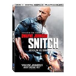 Snitch [DVD + Digital Copy + UltraViolet]