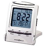Howard Miller 645358 Distant Time Traveler Alarm Clock,...