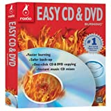 Easy CD and DVD Burning (PC)by Corel