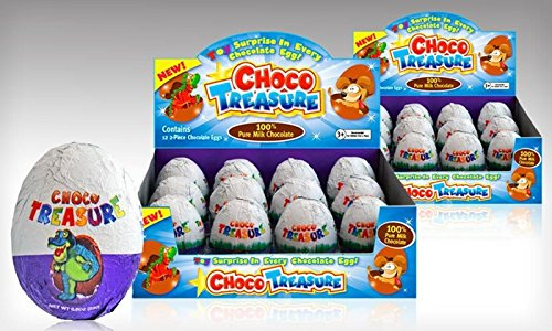 2-pack, 24 eggs , Choco Treasure Everyday Single