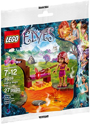 LEGO, Elves, Azari's Magic Fire (30259) Bagged - 1