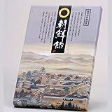 朝鮮飴 500g×1箱 清正製菓 熊本伝統銘菓 蒸気釜で練り上げたお餅のような求肥飴 加藤清正の目にとまった陣中食 もち米の弾力感と砂糖の素朴な甘味が楽しめるお菓子