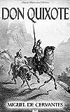 Don Quixote - Classic Illustrated Edition (English Edition)